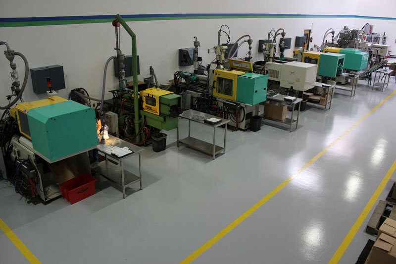 Small Part Injection Molding