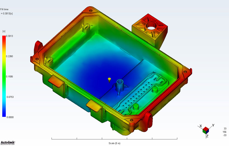 DPI-Tech - Product and Mold Analysis